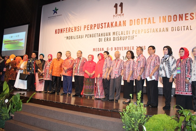 Konferensi Perpustakaan Digital Indonesia ke-11